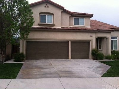 San Bernardino Single Family Home For Sale: 3989 Currant Lane