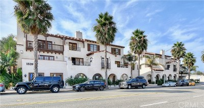 San Clemente Multi Family Home For Sale: 1520 N El Camino Real