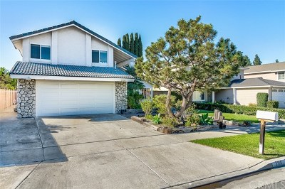 Orange County Single Family Home For Sale: 3110 S Joane Way