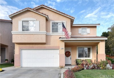 Rancho Santa Margarita Single Family Home For Sale: 19 Calle Liberacion
