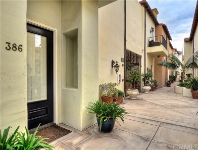 Huntington Beach Condo/Townhouse For Sale: 386 5th Street
