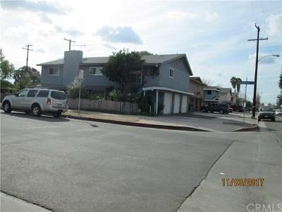 Orange Multi Family Home For Sale: 1914 E Adams Avenue
