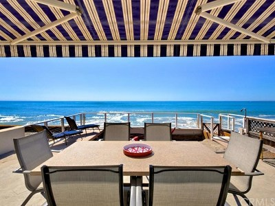 Dana Point Single Family Home For Sale: 35055 Beach Road