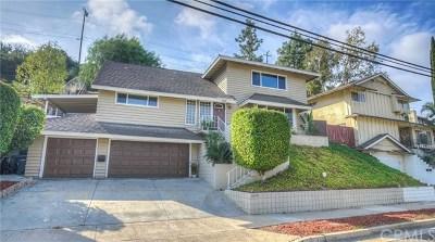 Orange Single Family Home For Sale: 1544 E Santa Ana Canyon Road