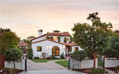 Dana Point Single Family Home For Sale: 26822 Vista Del Mar