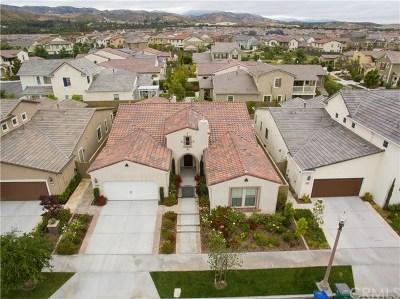 Irvine Single Family Home For Sale: 163 Pavilion Park