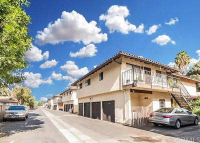 Santa Ana Condo/Townhouse For Sale: 3947 W McFadden Avenue #B