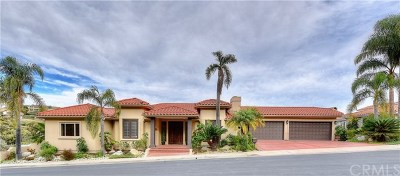 San Clemente Single Family Home For Sale: 6 Zocala