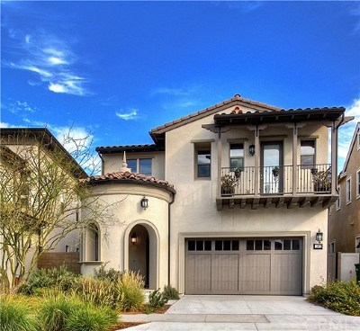 Irvine Single Family Home For Sale: 105 Newall