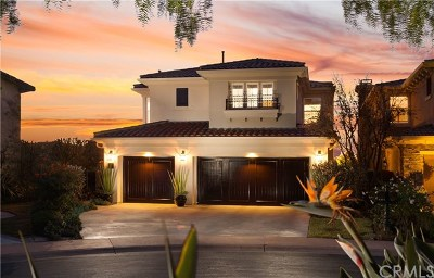 Newport Coast Single Family Home For Sale: 4 Sunset Cove