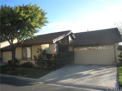 Mission Viejo Single Family Home Active Under Contract: 24066 Silvestre