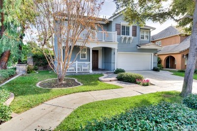 Ladera Ranch Single Family Home For Sale: 8 Hearthside Road