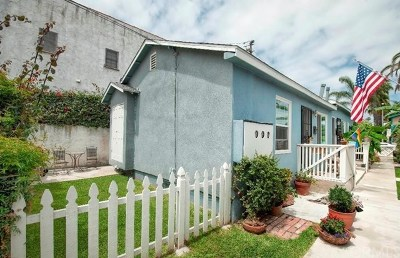 Seal Beach CA Rental For Rent: $1,725