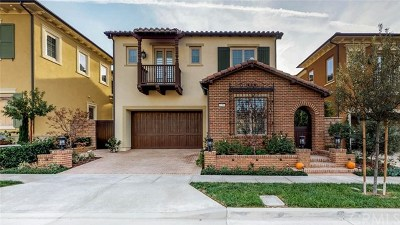 Irvine Single Family Home For Sale: 126 Long Fence