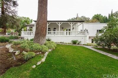 Monrovia Single Family Home For Sale: 140 E Hillcrest Boulevard