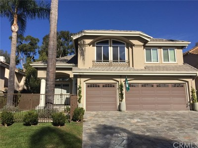 Laguna Hills Single Family Home For Sale: 26796 Devonshire Road