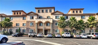 Fountain Valley Condo/Townhouse For Sale: 17230 Newhope Street #309
