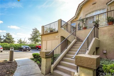 Rancho Santa Margarita Condo/Townhouse For Sale: 3 Escarlata