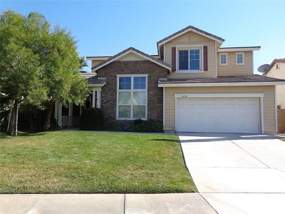 Temecula Single Family Home For Sale: 45756 Elm Place