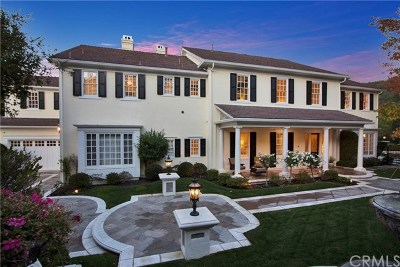 Coto de Caza Single Family Home For Sale: 19 Devonwood Drive