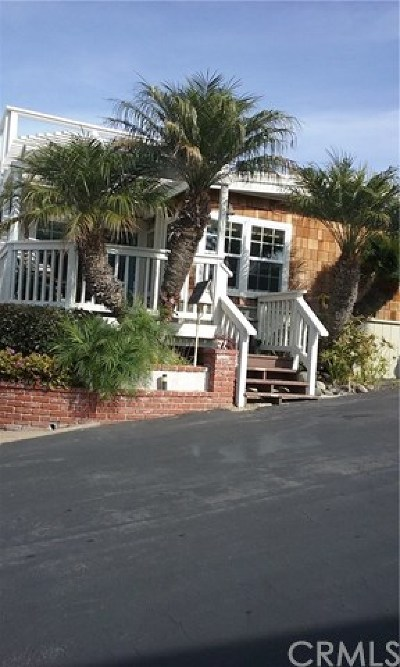 San Clemente Mobile Home For Sale: 603 Sea Breeze Drive
