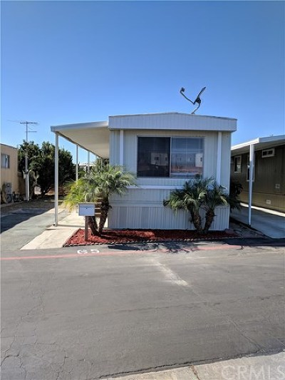 Mobile Home For Sale: 23701 S Western