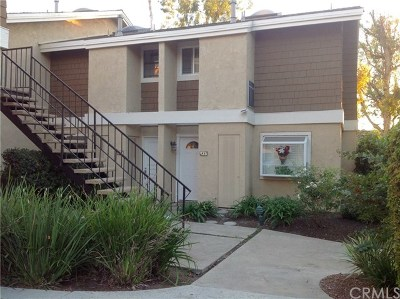 Irvine Condo/Townhouse Active Under Contract: 21 Lakepines