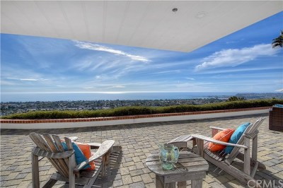 San Clemente Single Family Home Active Under Contract: 3921 Calle Real