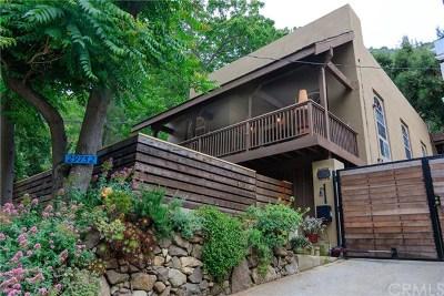 Modjeska Canyon, Silverado Canyon Rental For Rent: 29752 Silverado Canyon Road