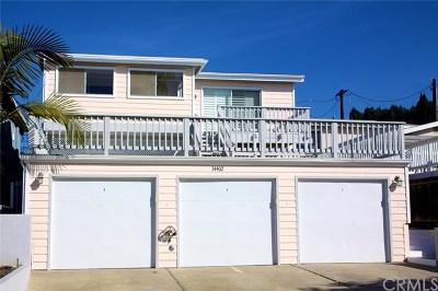 Dana Point Multi Family Home For Sale: 34402 Via San Juan