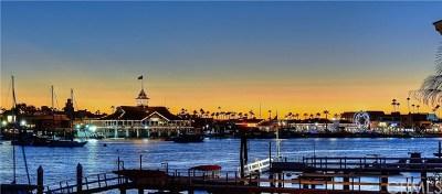 Newport Beach Rental For Rent: 606 S Bay Front