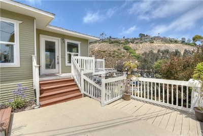 Laguna Beach Single Family Home For Sale: 130 High Drive