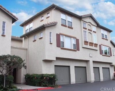 Rancho Santa Margarita Condo/Townhouse For Sale: 28 Mesquite