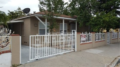 Santa Ana Single Family Home For Sale: 1532 W Civic Center Drive