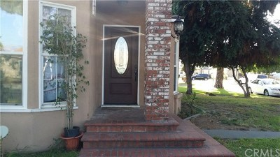 Covina Single Family Home Active Under Contract: 16244 E Bellbrook Street