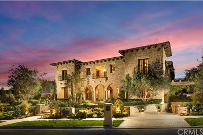Newport Coast Single Family Home Active Under Contract: 12 Coral Rdg