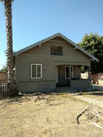 Tulare Single Family Home For Sale: 343 N. California