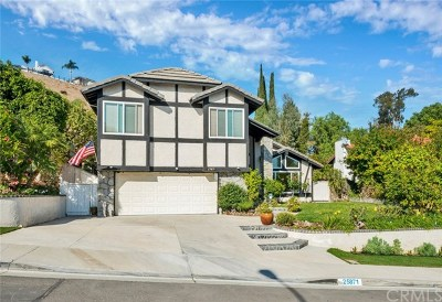 Laguna Niguel Single Family Home For Sale: 25871 Avatar