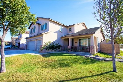 Eastvale Single Family Home For Sale: 14549 Becker Drive