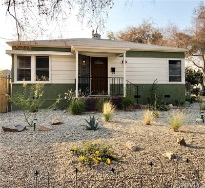 Pasadena Single Family Home For Sale: 355 Santa Paula Avenue