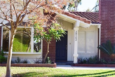 Mission Viejo CA Single Family Home For Sale: $788,888