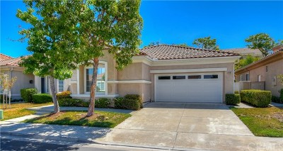 Mission Viejo Single Family Home For Sale: 21502 Canaria