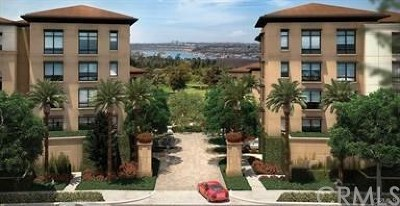 Newport Beach CA Condo/Townhouse For Sale: $4,400,000