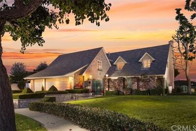 Corona Del Mar Single Family Home For Sale: 2 Monterey Circle