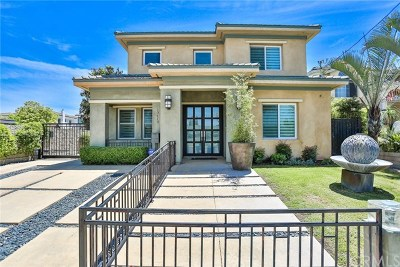 Fountain Valley Single Family Home For Sale: 10412 Warner Avenue