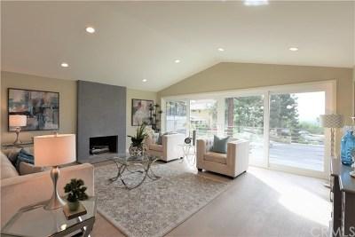 North Tustin Single Family Home Active Under Contract: 10871 Pembroke Drive