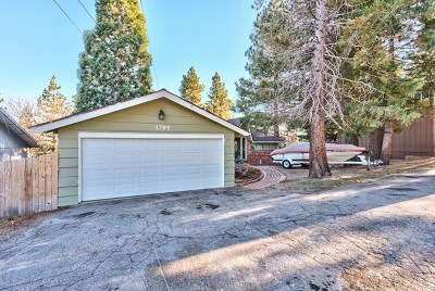 Running Springs Area Single Family Home For Sale: 1795 Nob Hill Drive