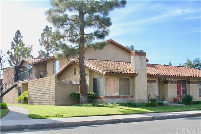 Placentia Multi Family Home Active Under Contract: 342 Monterey Way