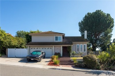 Mission Viejo Single Family Home For Sale: 27962 Gallina