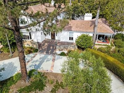 San Clemente Single Family Home For Sale: 233 Avenida La Cuesta
